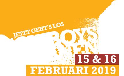 Cowboys & Indianen 15 & 16 februari 2019